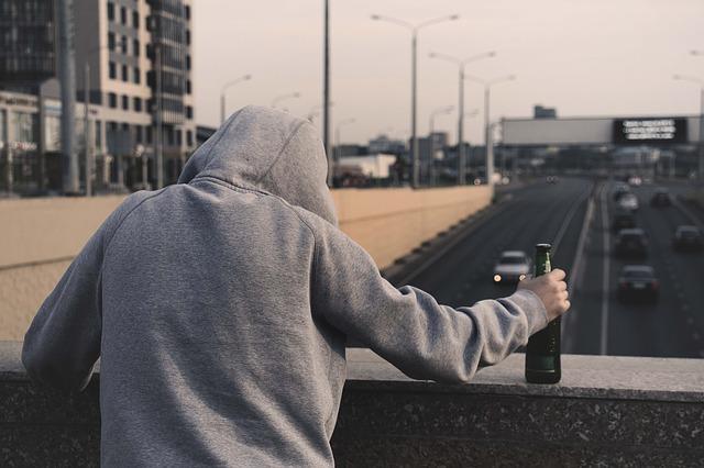 Quelles sont les pathologies constatées pour une personne addict ?